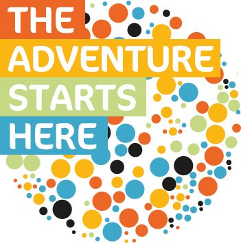 The Adventure Starts Here